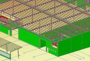 In House 3d Drafting