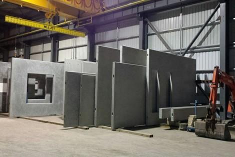 Supply & Install Precast Walls